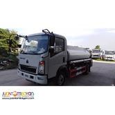 Fuel Truck 4KL 6wlr