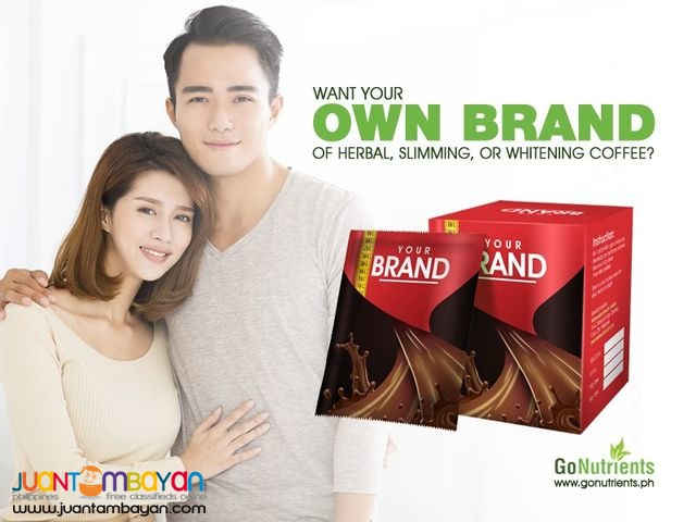 Own brand of Coffee