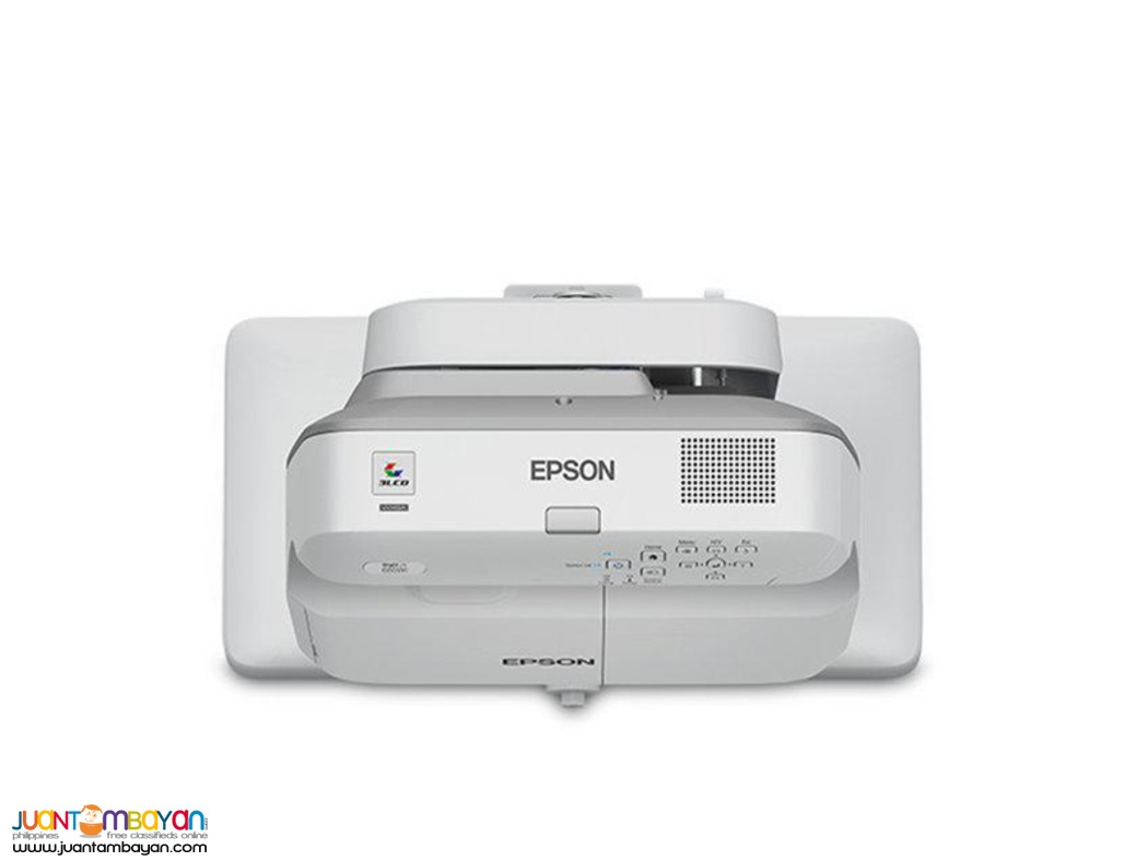 Epson EB-1450Ui Ultra-Short Throw Wireless Interactive Projector