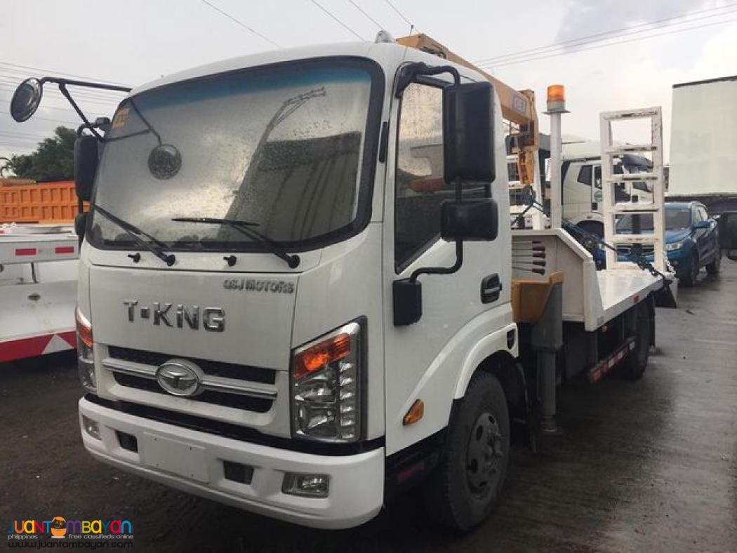 BRAND NEW TKING T1 SELF LOADING WITH 2T BOOM