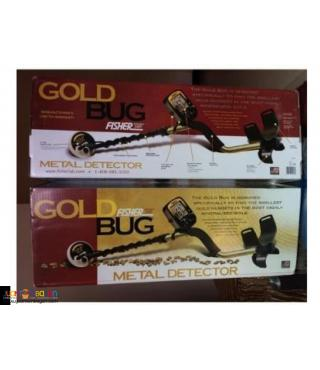 Gold and Metal Detector Fisher Gold Bug