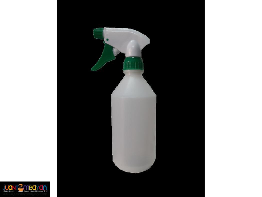 Spray gun 500ml bottle