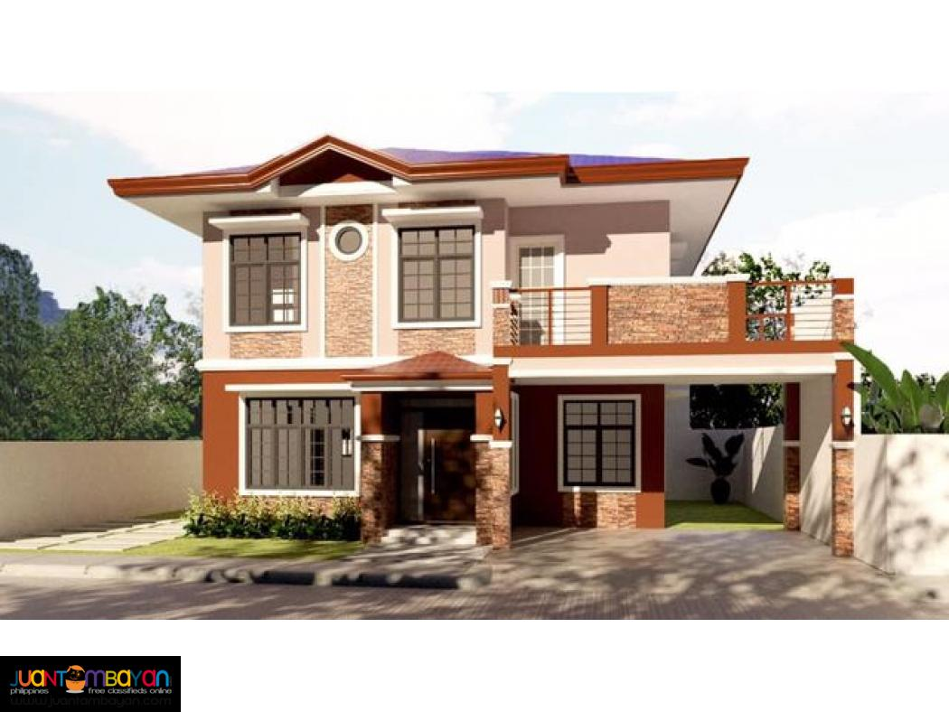 HOUSE AND LOT FOR SALE IN CORONA DEL MAR TALISAY CEBU