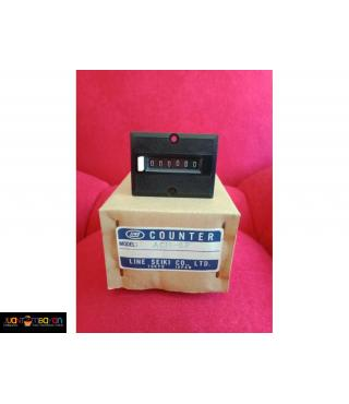 Pneumatic Counter, Pneumatic Counters, Air Operated Counter, Counters
