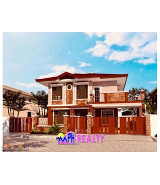 CORONA DEL MAR - 5 BR HOUSE FOR SALE IN TALISAY CITY, CEBU