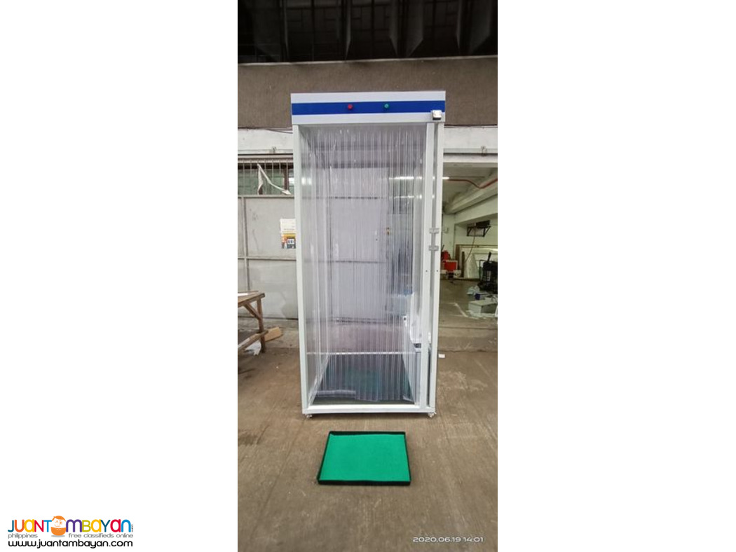 Disinfection Box (Full Body Disinfection)
