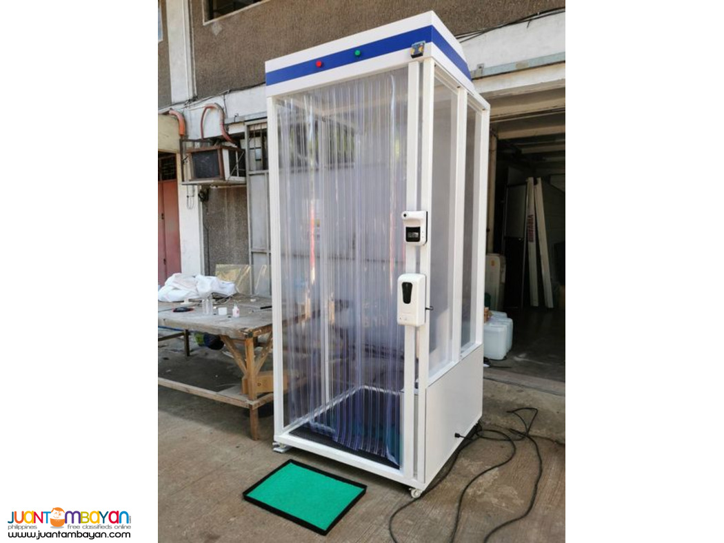 Locally Made Disinfection Chamber PH