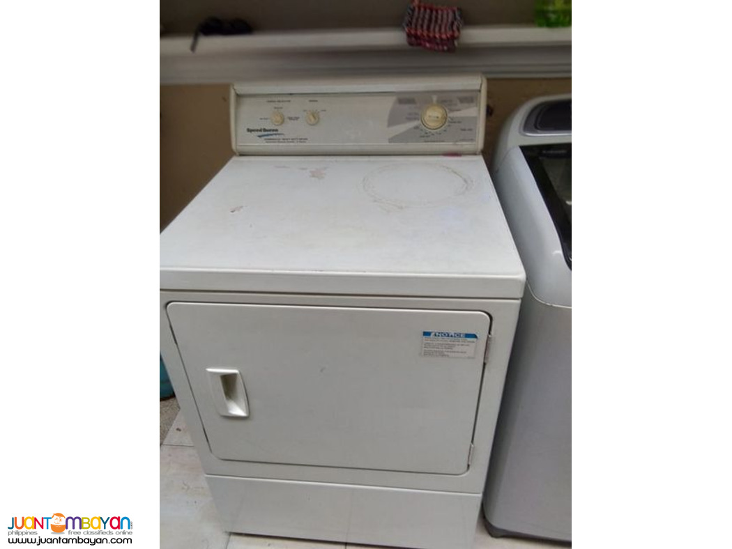 washing machine repair service Commercial and Industrial