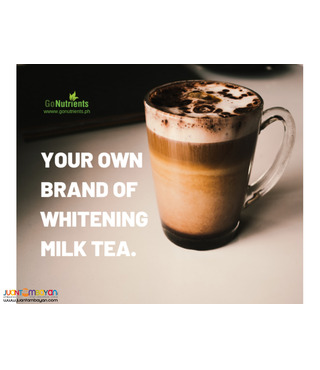 Best Whitening Milk Tea Supplier