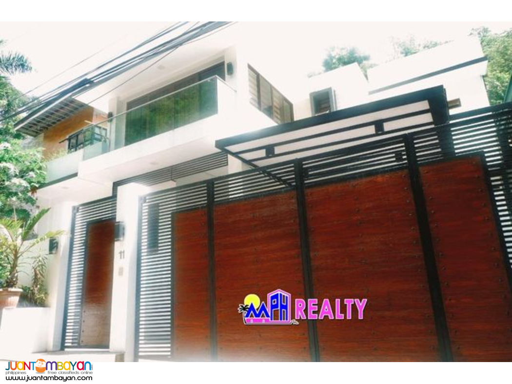 MARIA LUISA ESTATE PARK - FOR SALE 5 BR HOUSE IN CEBU CITY