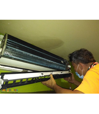 Air Condition Repair And Cleaning, Charging Freon Service