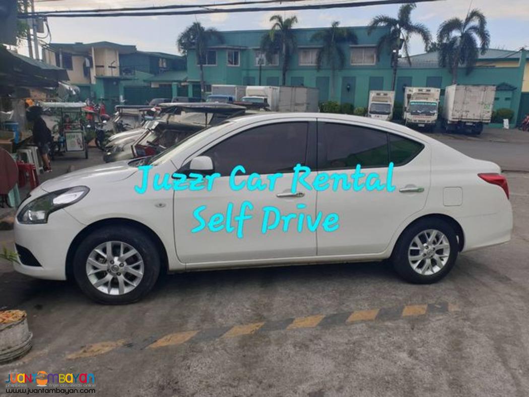 JUZZR CAR RENTAL SELF DRIVE