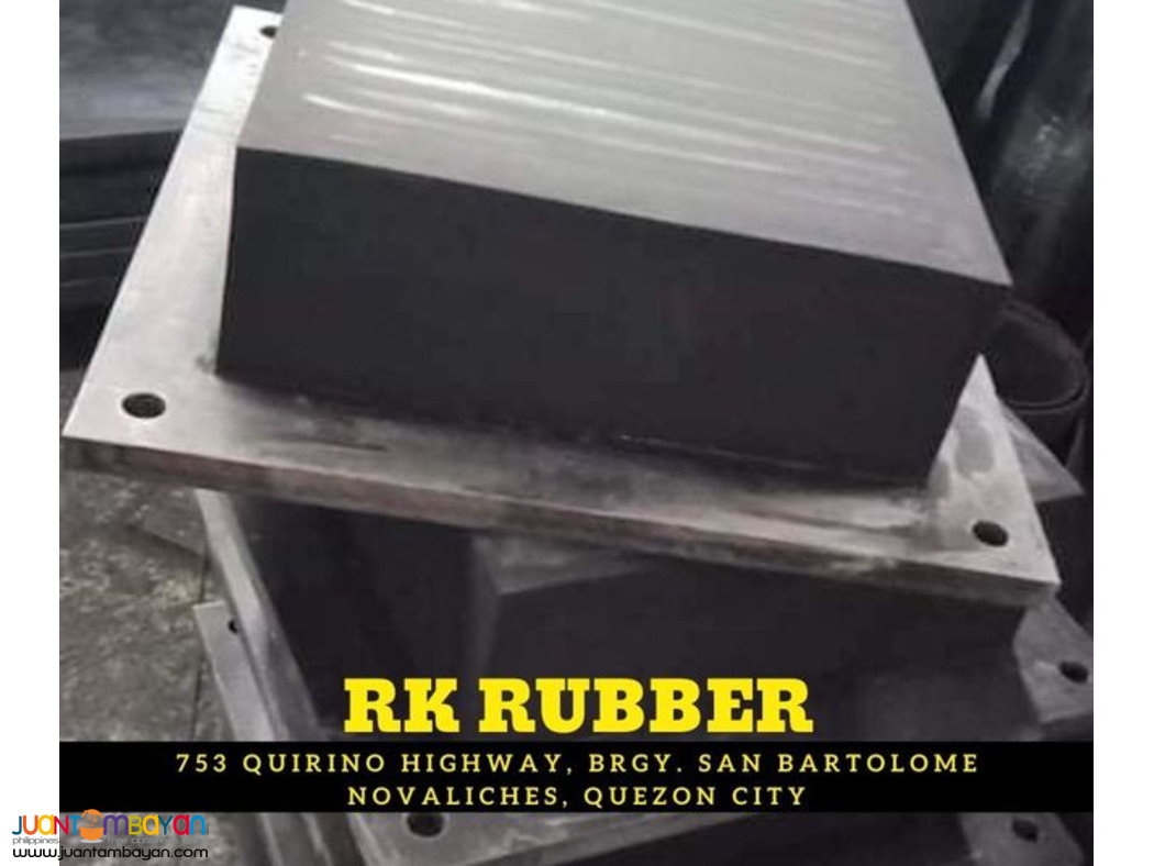 RUBBER BUMPER (WITH PLATE) SUPPLIER
