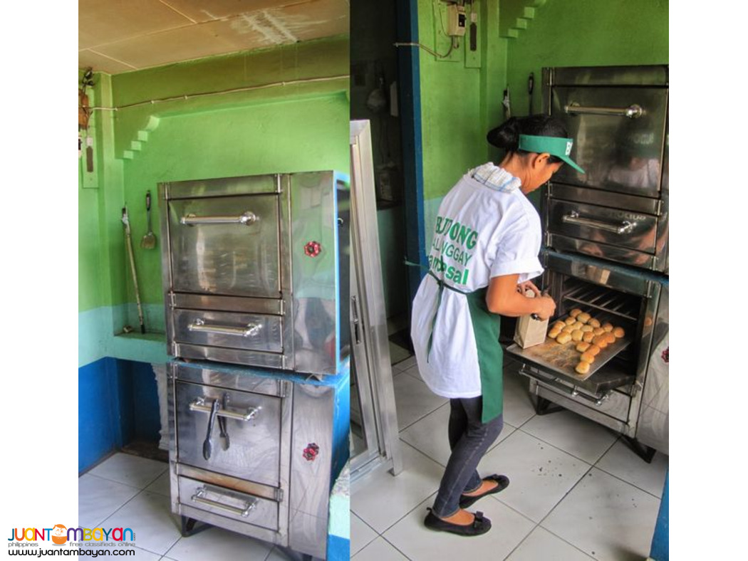 Oven Double Deck and Commercial Repair and Cleaning(Luzon)