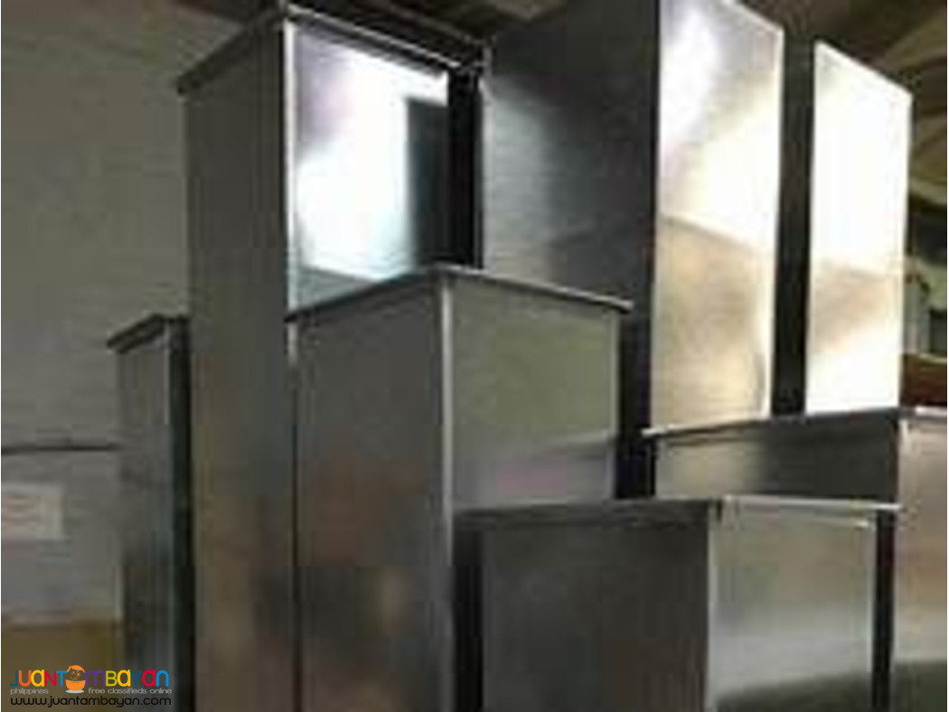 Ducting Works Fresh Air, Exhaust and Air conducting