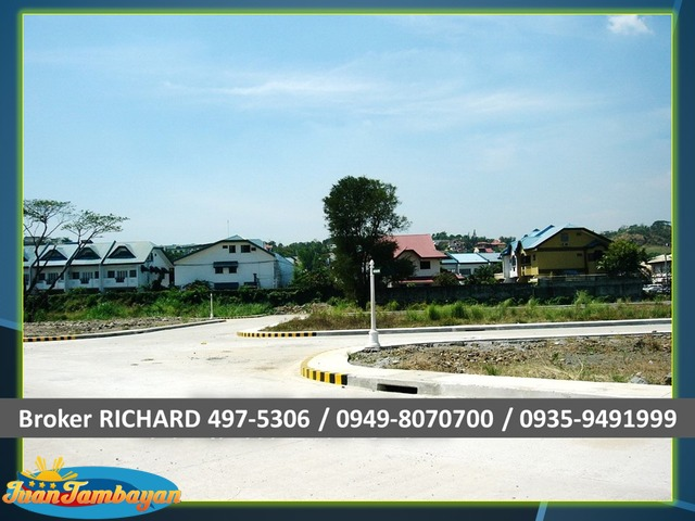WOODRIDGE HEIGHTS MARIKINA   LOTS = 11,760/sqm  - ₱2,399,040