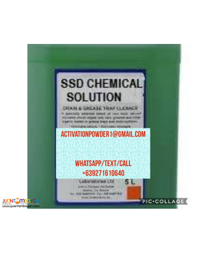 Buy ssd chemical solution or activation powder , clean blacknotes