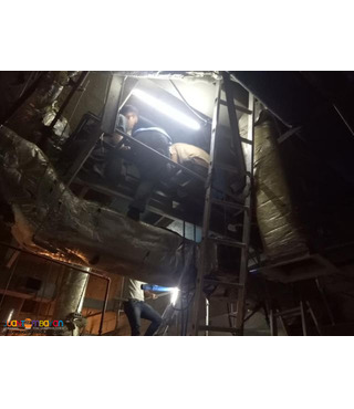 ducting works/ Exhaust & Fresh Air Supply and Installation
