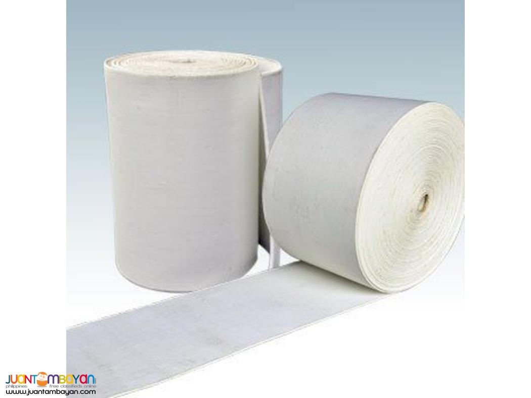 Air con filter- Air slide fabric