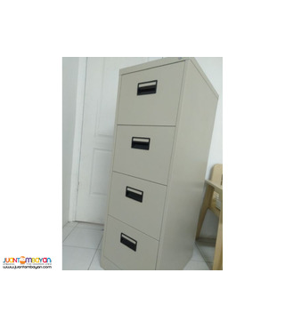 Steel Filing Cabinet Vertical Centralized Locking 4 Drawer Soho Cubao