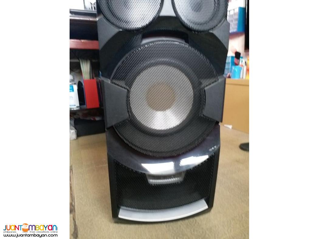 Sony Stereo Audio Sound System Model Mhc-V7d Tarlac City