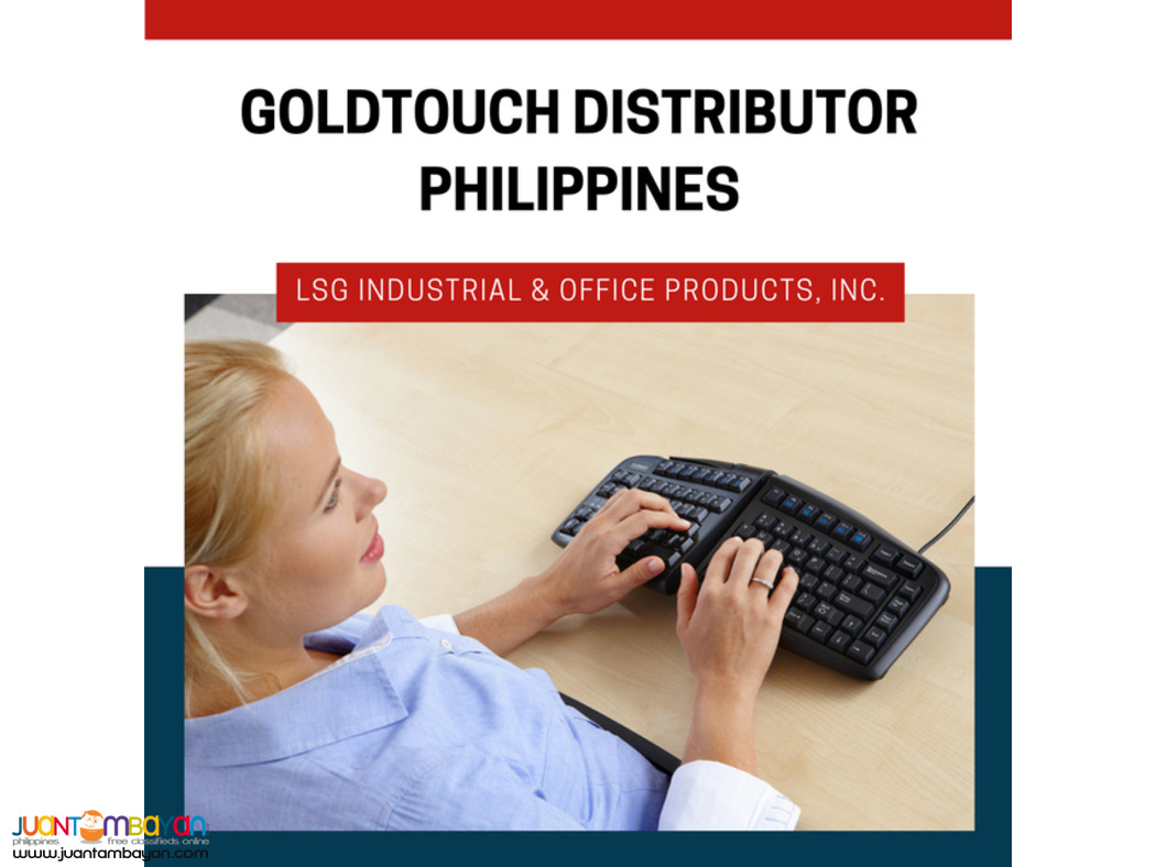 Number One Goldtouch Distributor in the Philippines