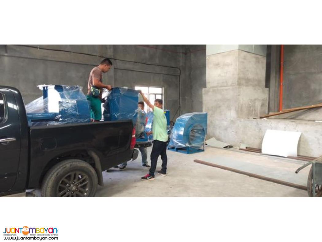 Blower-Exhaust/Fresh Air (Supply-Installation)