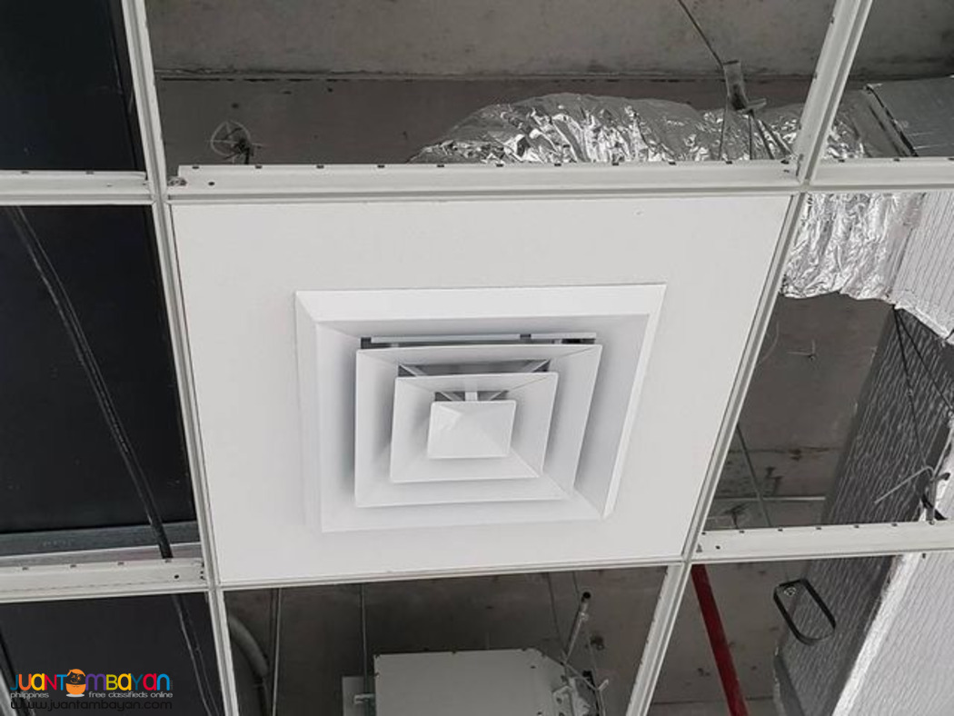 Ducting-Supply and Installation-Exhaust and Fresh Air Duct