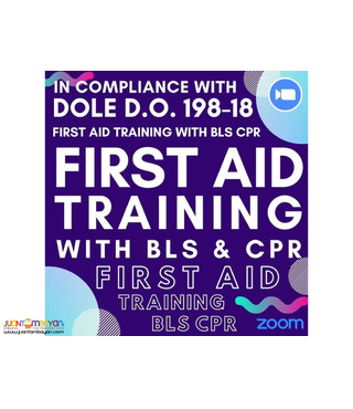Company Online First Aid Training in compliance with Dole