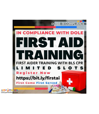 Dole Compliance Online First Aid Training First Aider Training Online
