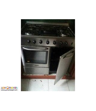 Oven, stove, and Gas Range Cleaning and Services