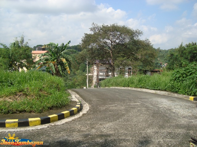 Lot for sale in Antipolo Rizal Summerhills Executive Village