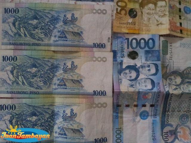 LENDING AND FINANCING SERVICES-NAGPAPAUTANG