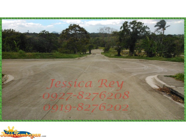 For sale lots TagaytayNasugbu Highway LUXURRE RESIDENCE