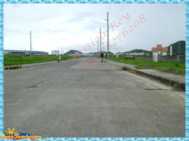 BATANGAS LOT FOR SALE in PONTE VERDE DE STO TOMAS