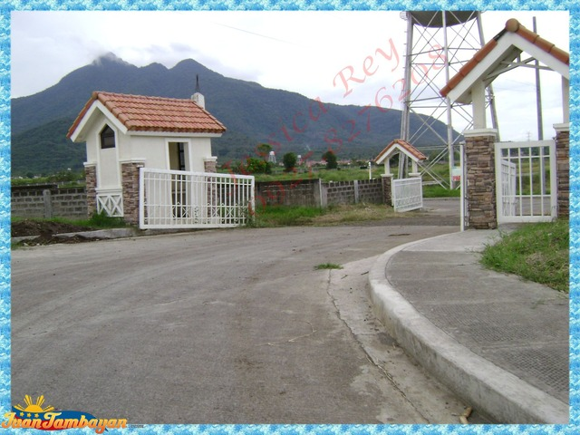 Batangas lots for sale in PONTE VERDE DE STO TOMAS BATANGAS