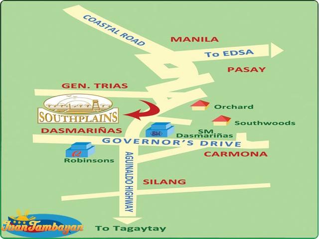 South plains executive village Dasmarinas Cavite