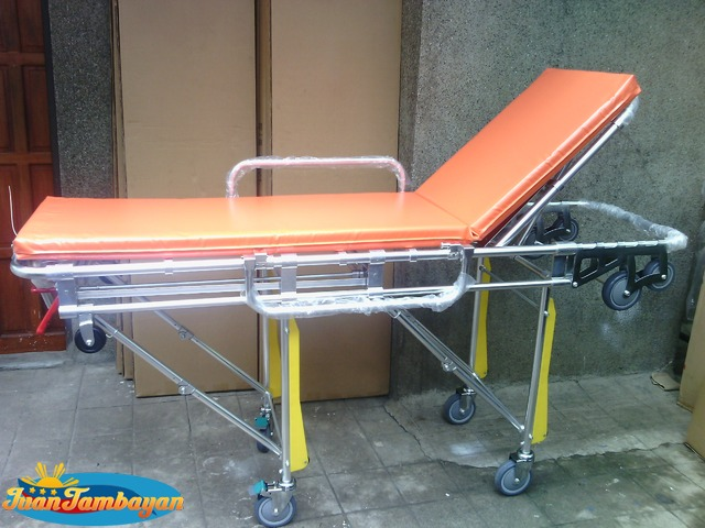Total Collapsible Stretcher for Ambulance Car
