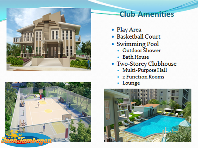 Ready for Occupancy RFO Condo Near Sta. Lucia Mall