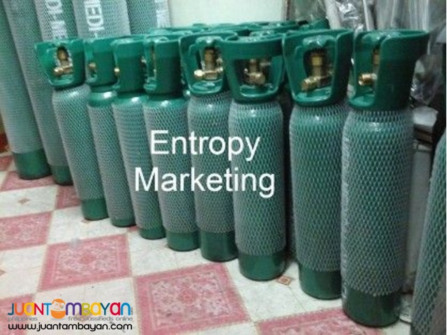 Medical Oxygen Tank Latest Hydrotested