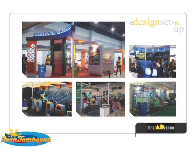 SIGNAGE Maker, BOOTH Set up, FLOAT, Acrylic, Stainless, Brass