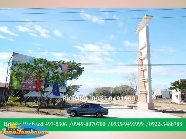 SUGARLAND ESTATES Cavite Subdivision Lots = 5,500/sqm  - ₱660,000