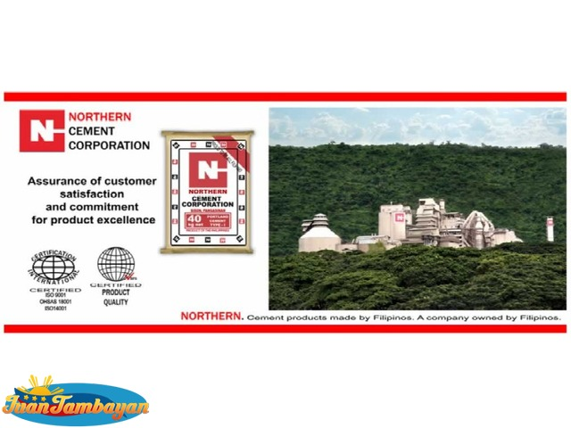 Northern Cement Corporation NCC 211.00 per bag
