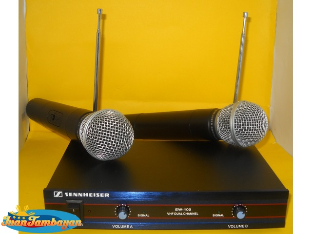 Sennheiser EW-100 Professional Wireless Microphone