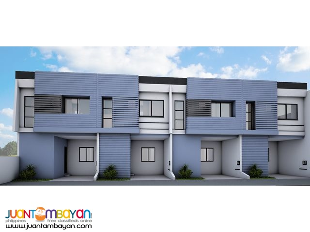 TOWNHOUSE  FOR SALE FLOOD SAFE IN MARIKINA