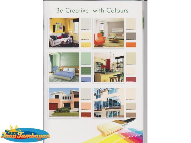 Boysen Color Paints choose colors1