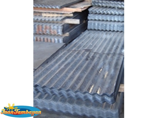Roofing Materials EZLUME®  G.I. Corrugated Sheet Pangasinan