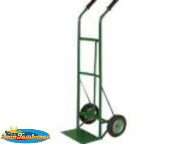 Steel Hand Truck Trolley Philippines Ordinary 8 x 1 heavy duty