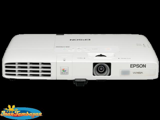 Epson EB-1760W Projector