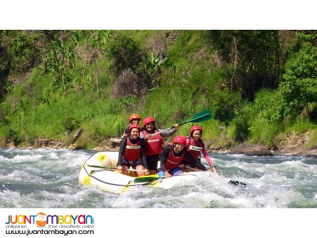 EXPERIENCE CAGAYAN DE ORO WHITE WATER RAFTING 2020